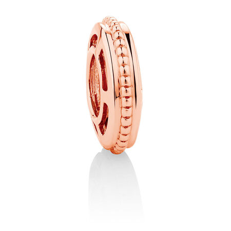 Spacer in 10ct Rose Gold
