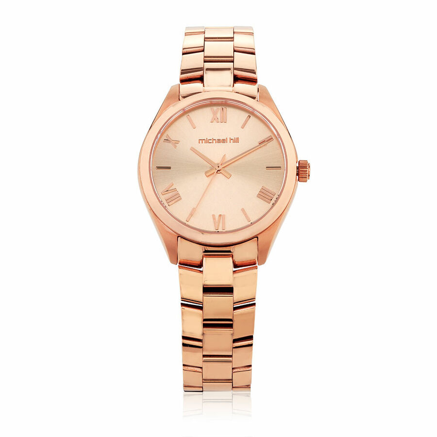 Ladies' Watch in Rose Tone Stainless Steel