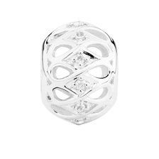 Diamond Set Marrakesh Charm