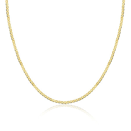 "45cm (18"") Anchor Chain in 10ct Yellow Gold"