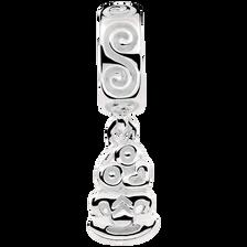 Sterling Silver New Zealand Tiki Charm