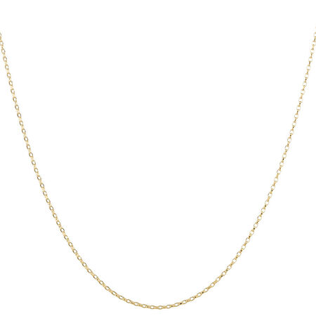 Solid Belcher Chain in 10ct Yellow Gold