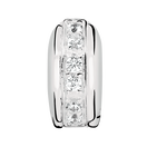 Cubic Zirconia Set Stopper