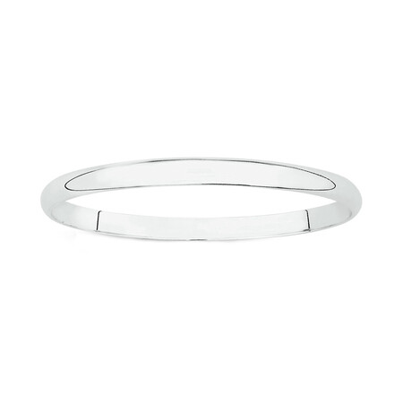 Bangle in Sterling Silver