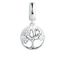 Sterling Silver Eternal Life Dangle Charm