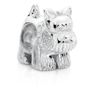 Sterling Silver Scotty Dog Charm