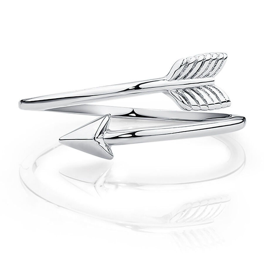 Arrow Ring in Sterling Silver