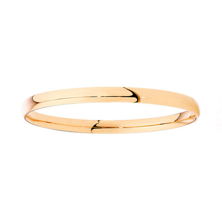 Bangle in 10ct Rose Gold