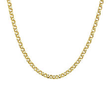 "55cm (22"") Belcher Chain in 10ct Yellow Gold"