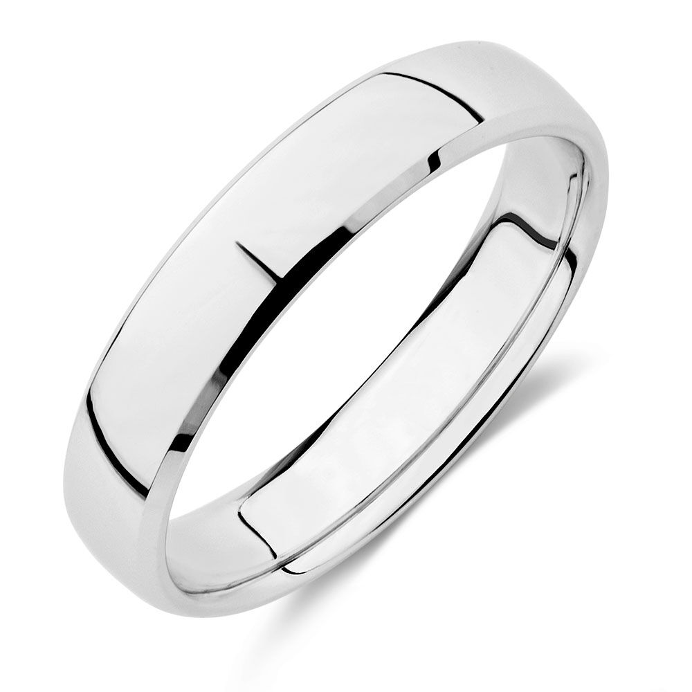 Mens Wedding Bands Michael Hill