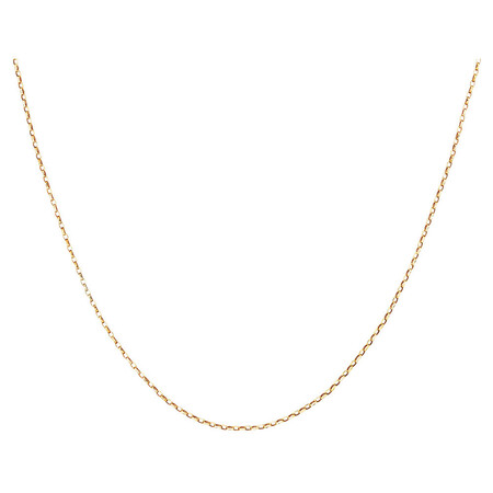 "50cm (20"") Solid Belcher Chain in 10ct Yellow Gold"