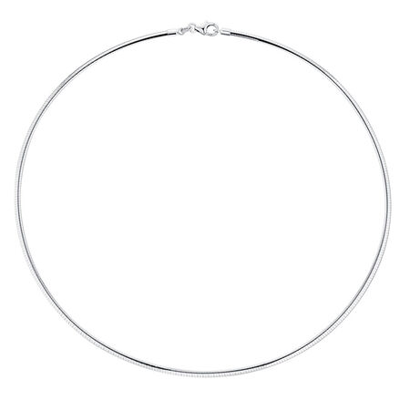 """45cm (18"""") Chain in 10ct Yellow & White Gold"""