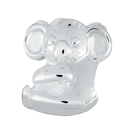 Sterling Silver Koala Charm