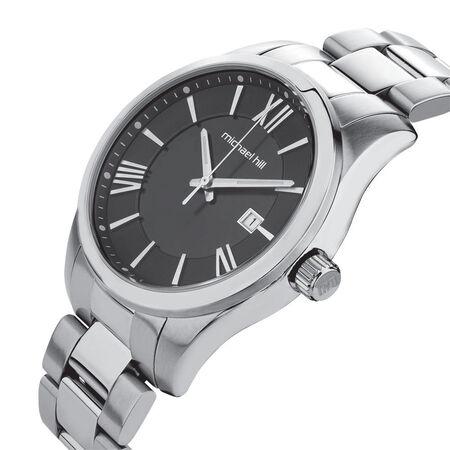 Men's Watch in Stainless Steel