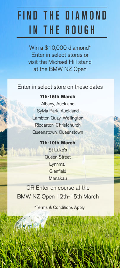 FIND THE DIAMOND IN THE ROUGH