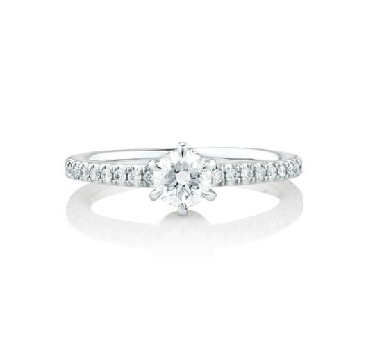 Sir Michael Hill Designer Bridal Ring