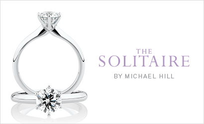 THE SOLITAIRE BY MICHAEL HILL